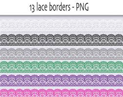 ribbon lace lace ribbon clipart 39