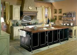Kitchens With Different Colored Cabinets Kitchen Design Modern Country Kitchen Wallpaper White Cabinets