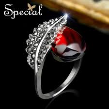 sterling silver wedding gifts special new fashion engagement rings 925 sterling silver jewelry