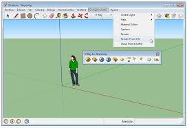 download google sketchup tutorial complete zip download v ray 1 49 01 free