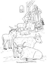baby jesus christmas coloring pages getcoloringpages com
