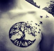 tree tattoos meaning archives picsmine