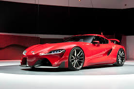toyota new sports car toyota ft 1 concept first look motor trend