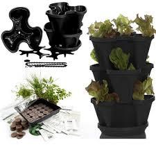 Indoor Garden Kit Garden Stacker Planter Indoor Culinary Herb Garden Kit Great