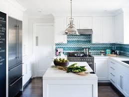 blue kitchen backsplash contemporary kitchen to obviously jute