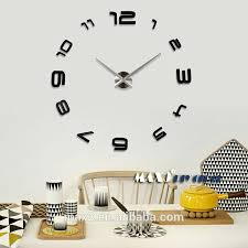 Christmas Decoration Shopping Online India by Large Wall Clock India Electronics Online Christmas Decorative