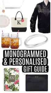 southern in law the ultimate monogrammed and personalised gift