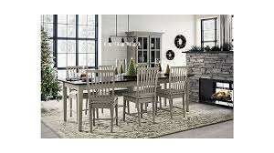 Pranzo II Vamelie Extension Dining Table Crate And Barrel - Barrel kitchen table