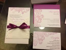wedding invitations reviews vistaprint wedding invitation badi deanj