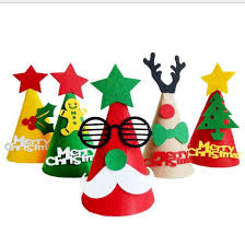 Homemade Christmas Gifts For Toddlers - christmas decoration hat diy christmas hats gifts children