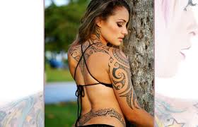photos the sexiest tattooed women in the world