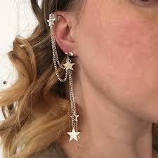 cuff earrings 64 s jewelry ear cuff earring with from s