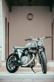 yamaha sr400 custom custom motorcycles motorbikes and brat bike