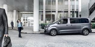 peugeot traveller allure der neue van peugeot traveller business