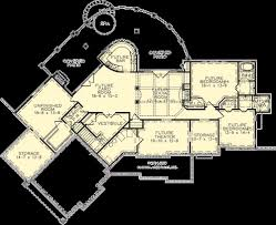 Cottage House Plans With Basement The Amicalola Cottage House Plans Basement Floor Plan House