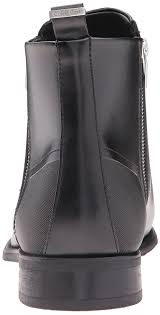 motorcycle boots men amazon com calvin klein men u0027s raxton leather boot boots