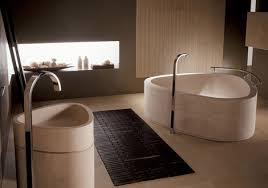 Travertine Bathtub Travertine Bathtub From Salvatori Uovo Contemporary Bathtub