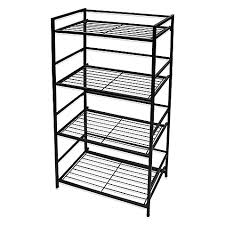 Bed Bath And Beyond Shelves by Shelving U0026 Storage Units Fabric Basket Craft Storage Rack