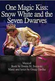 magic kiss snow white dwarfs
