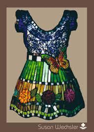 garden mosaic ideas variation on a theme mosaicsbysusan