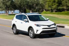 gas mileage on toyota rav4 2017 toyota rav4 is refreshed review release date prices