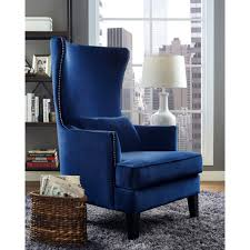 Light Blue Accent Chair Custom Navy Blue Accent Chair Ideas Striped Light Upholstered