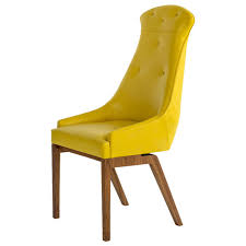 Yellow Dining Room Chairs Yellow Dining Chairs Artenzo