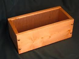 beezwax records wooden cd box