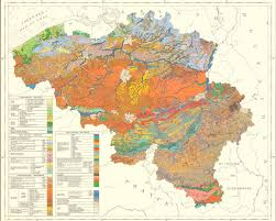 soil map soil map of belgium