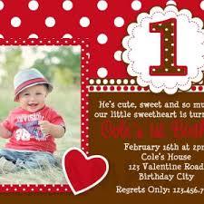 funny baby boys and cakes 1st birthday invitation with photos