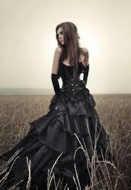 robe de mari e gothique de mariee gothique