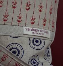 Blue Union Jack Cushion Yardage Design Hand Printed Fabric And Homewares Union Jack