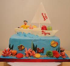 caillou birthday cake caillou and sailboat birthday cake twee tea licious