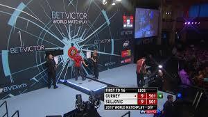 daryl gurney and peter wright progress to world matchplay semi