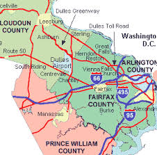 fairfax county map national realty s marketing services for home sellers in