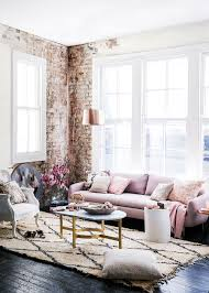 romantic industrial living room follow gravity home blog