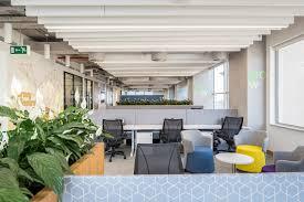 perkins will u0027s linkedin office design in dubai merges fun