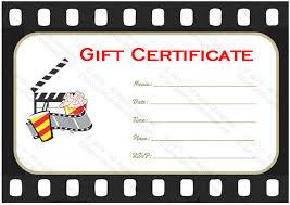 popcorn movie ticket template