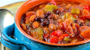 chili cuisine vegetarian chili recipe genius kitchen