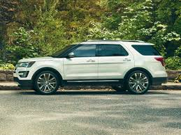 Ford Explorer Exhaust - 2016 ford explorer styles u0026 features highlights