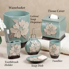 Butterfly Home Decor Accessories Bathroom Best Decoration Of Seashell Bathroom Accessories