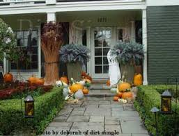 Outdoor Halloween Decorations Porch by Outdoor Halloween Decorations For Fright And Fun