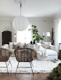 Best  White Couches Ideas On Pinterest Cream Washing Room - Living room with white sofa