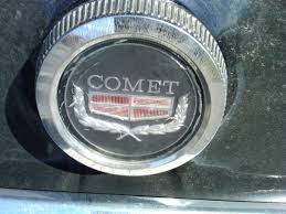 curbside classic 1971 mercury comet u2013 not a baby lincoln