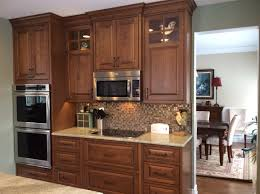 shiloh kitchen cabinets furniture cherry shiloh kitchen cabinets with mosaic tile