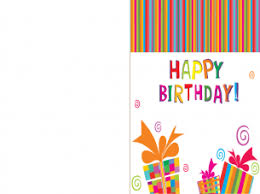 birthday card free print out birthday card print out happy