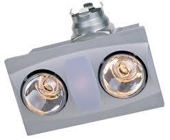 silver bathroom fan heater brightpulse us