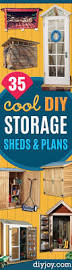 Yard Sheds Plans by 31 Diy Storage Sheds And Plans To Make This Weekend Diy Joy