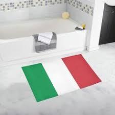 3 X 5 Bathroom Rugs Italy Italian Flag 3 X5 Area Rug For Rugs Pinterest Vintage