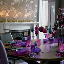 Christmas Dinner Table Decoration Ideas 2012 by 363 Best Purple Pink Holiday Crafts 2 Images On Pinterest Purple